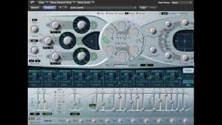 Logic Pro 9 - ES2 Synthesizer Tutorial Part 2 - Filters, FM, and Effects