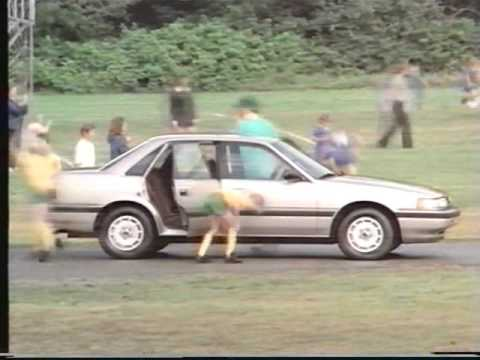 Mazda 626 ad 1989 - YouTube