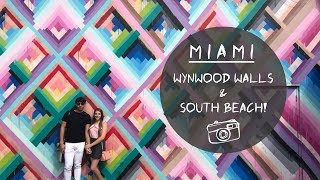 AMWF Couple Featuring: What to do in Miami! | 국제커플 마이애미 벽화구경 그리고 마이애미 비치에서 휴식을! Video