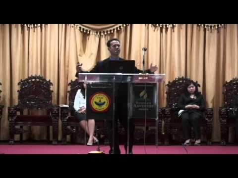 Week Of Prayer Pdt. Alfonso Tarigan - Jumat 20,02,2015 Morning