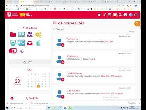 ENT webconférence