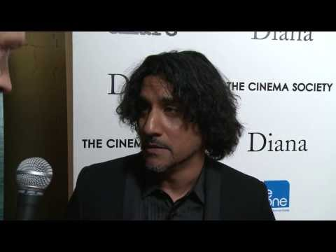 Naveen Andrews talks getting fat in Diana & Once Upon A Time with Brad Blanks