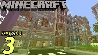 Urban City (Minecraft) - Part 3 - Your Builds