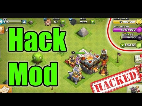 Clash Of Clans Mod Apk Download No Root Android Only Real