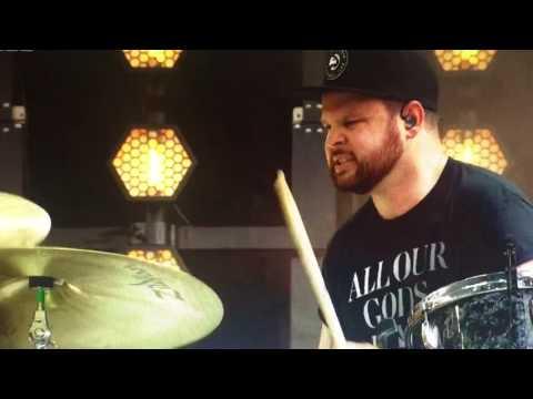 Ben Thatcher - Royal Blood - Little monster drum solo - Glastonbury