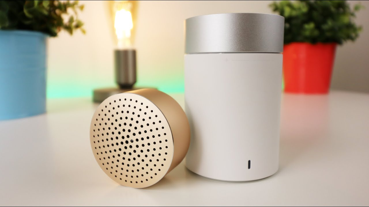 Awesome Speakers awesome mini bluetooth speakers! (xiaomi speaker review) - youtube