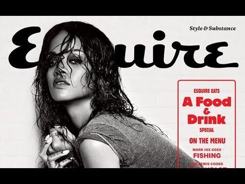 Rihanna for Esquire UK Magazine