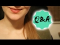 Simple ASMR ♥ Whispered Q&A   Get to Know Me