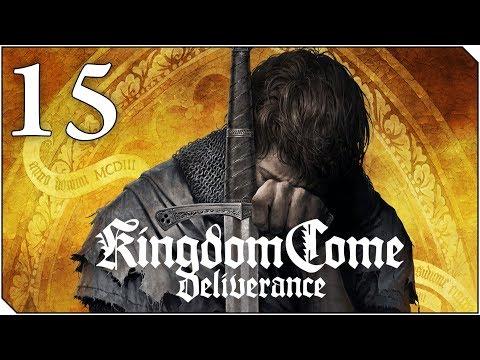 KINGDOM COME DELIVERANCE   Capítulo 15   ENRIQUE por fin deja de ser VIRGEN, Hay pruebas!!