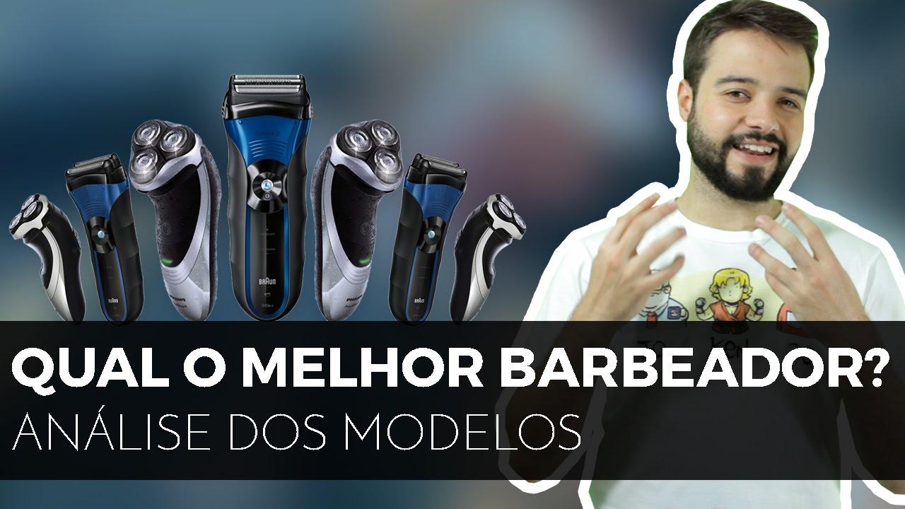 8bc8c6567 Qual é o melhor BARBEADOR ELÉTRICO? | Análise Comparativa - YouTube