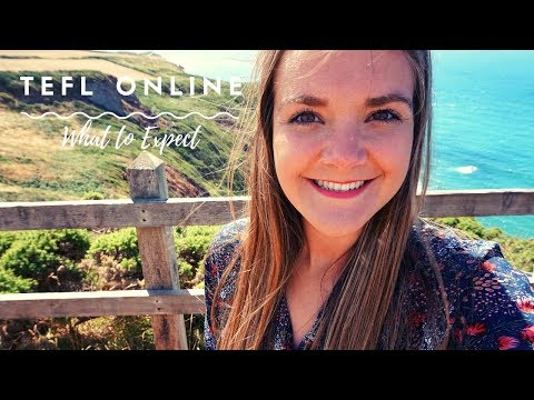 TEFL Online Courses: What To Expect