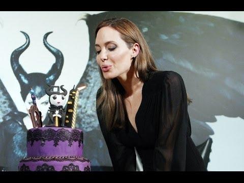 Angelina Jolie #1 (2014) - Brings Maleficent To Shanghai, China
