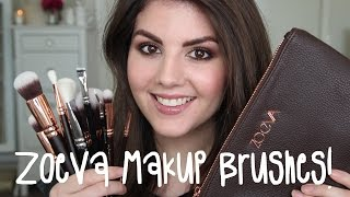 One of Rachael Jade's most viewed videos: ZOEVA Makeup Brush Haul & First Impressions! | Rachael Jade Annear