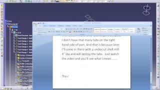 CATIA Machining Tutorial - FULL LESSONS - HD (3/6)