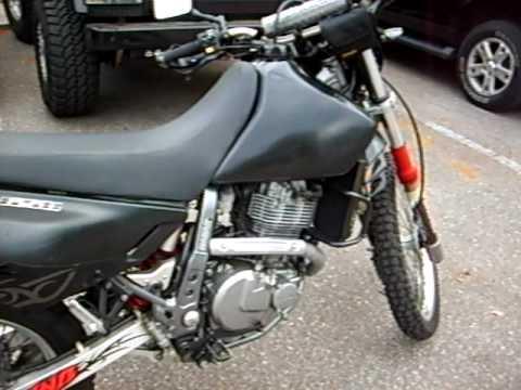 DR 650 2002 SE
