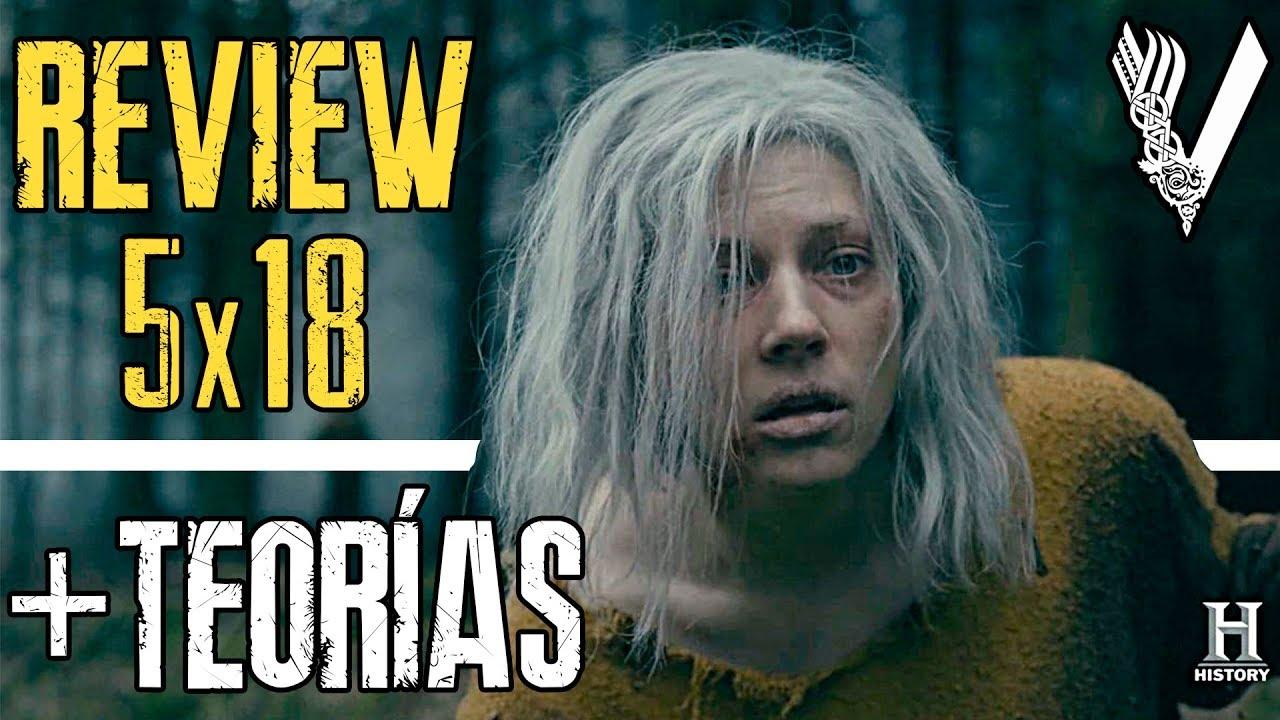 Vikingos Temporada 5 Capítulo 18 Review Español Visiones Del Pasado Youtube
