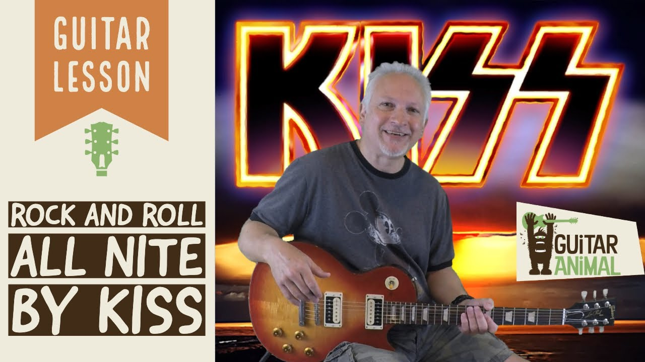 Rock And Roll All Nite by Kiss 1