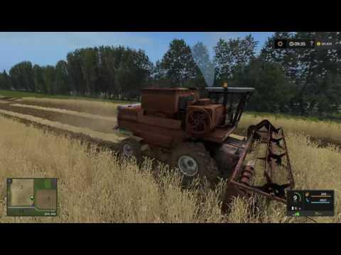 Farming Simulator 17 ● Мы на ЛЕТНИХ ПОЛЯХ! ● FS-TV