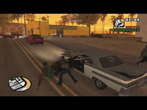 Стандартные HD машины для GTA San Andreas