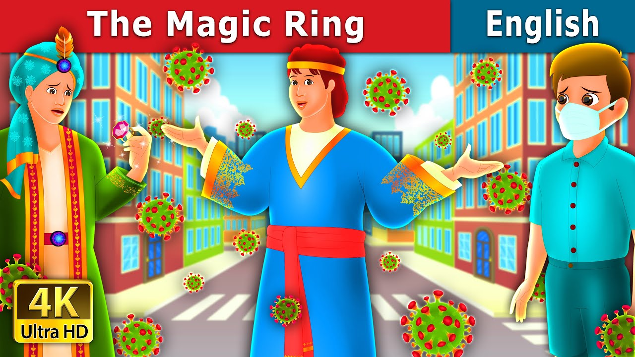 The Magic Ring Story in English | Stories for Teenagers | English Fairy Tales