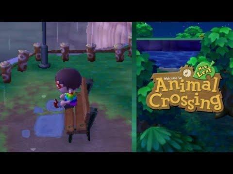 Animal Crossing New Leaf [P4] Rainy Day Blues