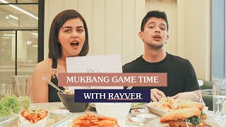 Mukbang Game Time with Rayver 💕🌮 | Janine Gutierrez