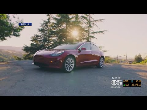Tesla Production Problems Lead To Major Stock-Price Drop