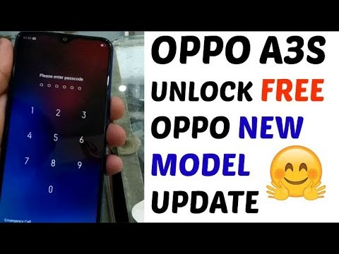 Oppo A3s New Update Free Unlock By MRT AETOOL FOR OPPO NEW MODEL BY PINOUT