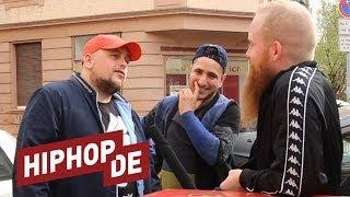 Celo & Abdi: Fünf Dinge über Frankfurt (Five) - Toxik trifft