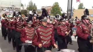 South Kitsap High School Marching Band 2013