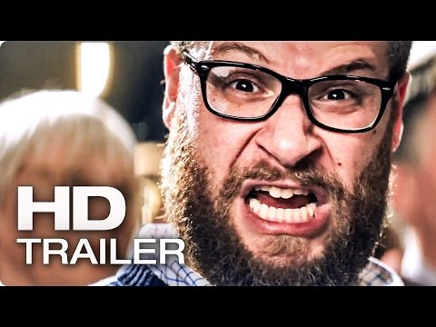 THE NIGHT BEFORE Official Trailer (2016)