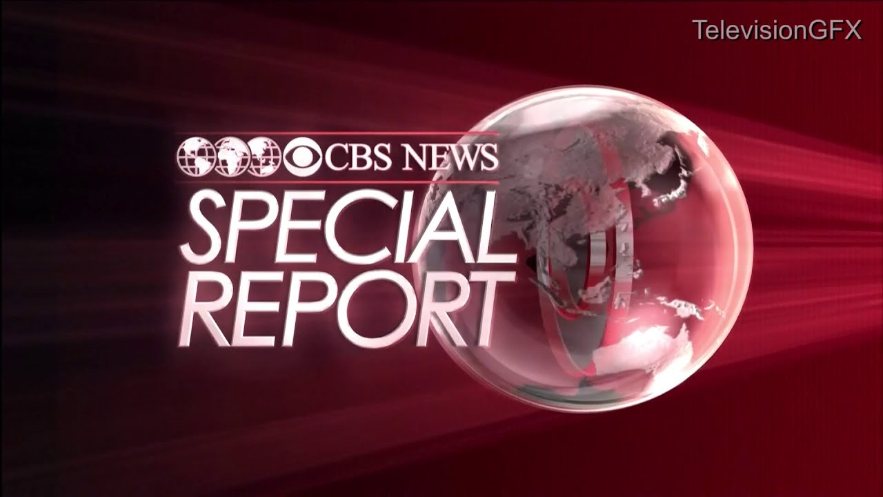 CBS News Special Report Open and Close - YouTube