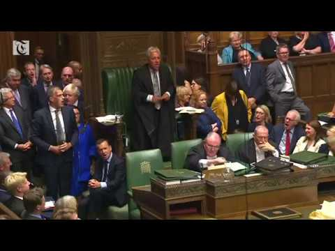 Brexit bill wins UK parliamentary vote