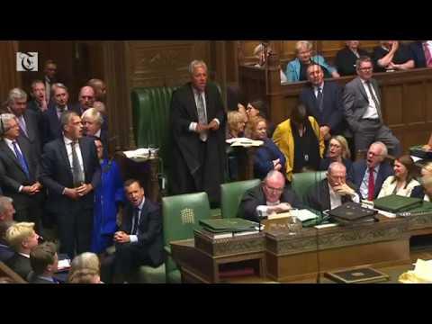 Brexit bill wins UK parliamentary vote