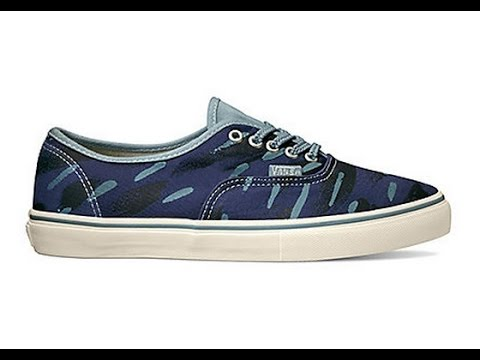 2f6316bed7 Shoe Review  Vans Vault x TWOTHIRDS  Fish Swarm  Authentic LX (Arona) -  YouTube