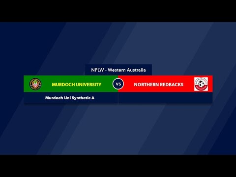 Football West NPLW WA U20's Round 12, Murdoch University Melville FC Vs Northern Redbacks Womens