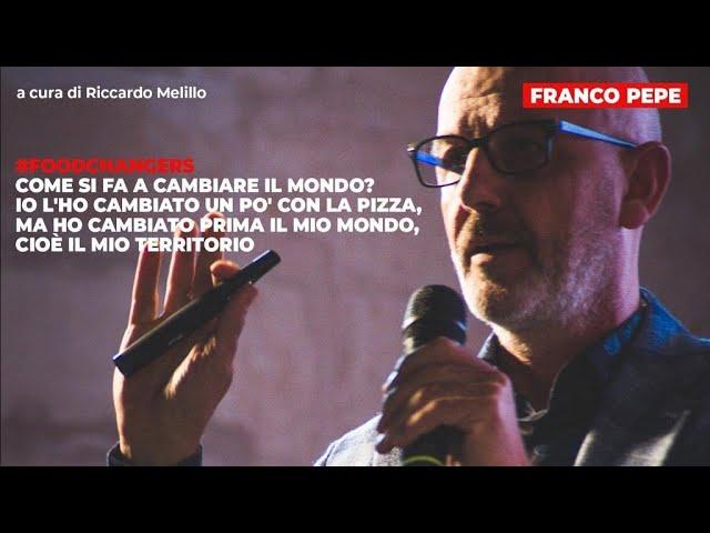 Le Interviste di Foodexp 2019 - Franco Pepe
