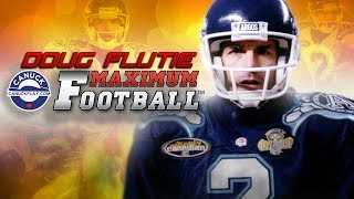 Doug Flutie Maximum Football Announced!