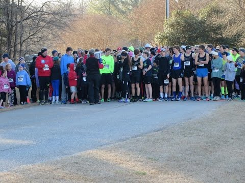 Spartan 5K Race - February 14, 2015 - Athens Academy, GA