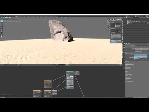 Merging Textures on Different Objects in Blender