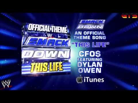 WWE SmackDown   Theme Song 2014  (This Life)  Download HD
