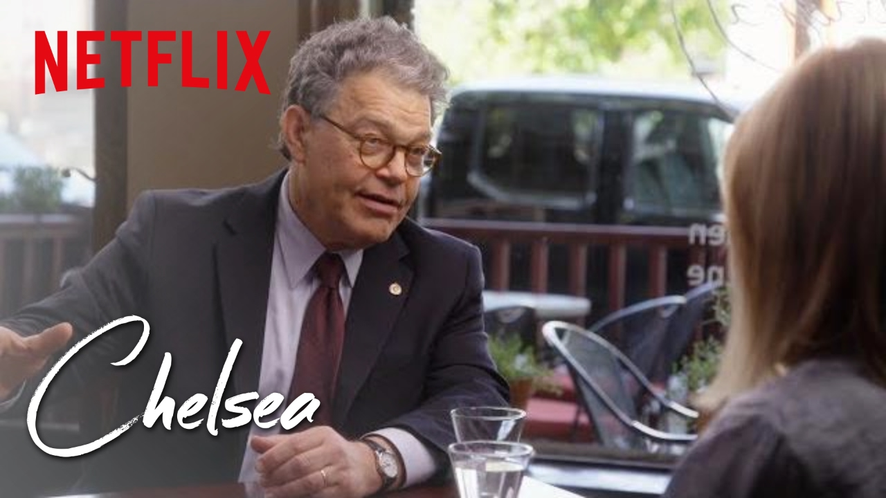 Sen. Al Franken on Leaving Comedy for Politics (Full Interview ...