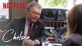 Sen. Al Franken on Leaving Comedy for Politics (Full Interview) | Chelsea | Netflix