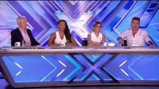 Ben Haenow - First Audition - X Factor