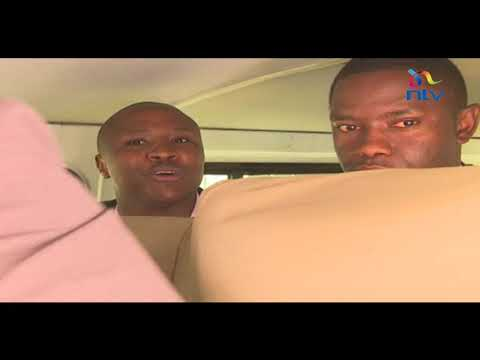 Alfred Keter and companions allegedly presented fake treasury bills