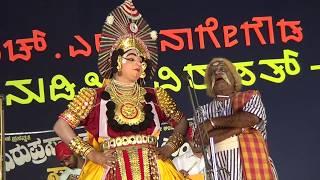 Yakshagana -- Prasanna shettigar Jayarama shetty & Shankar devadiga