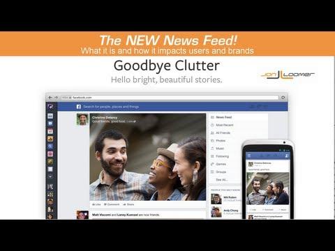 New Facebook News Feed - Jon Loomer VLOG #10