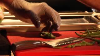 Epicoa's Bacon Wrapped Green Beans