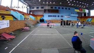Чемпионат Украины по Тхэквондо ВТФ 2018 Корт A 22.04.2018