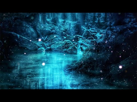 3 HOURS Relaxing Fantasy Music   Fairy Cove   Background for Relax, Dream, Massage, Study